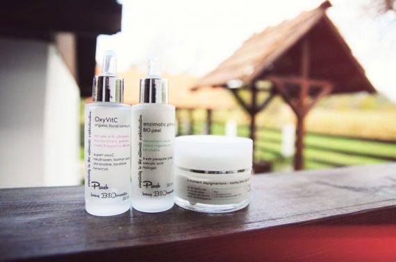 Folosirea produselor cosmetice bio