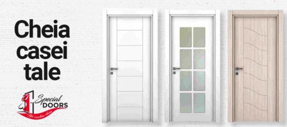 Ziua recomandarilor – astazi iti recomand magazinul online Special Doors!