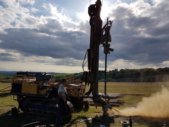 Forajele cu ajutorul Eco Drill – un mod de a beneficia de apa curata